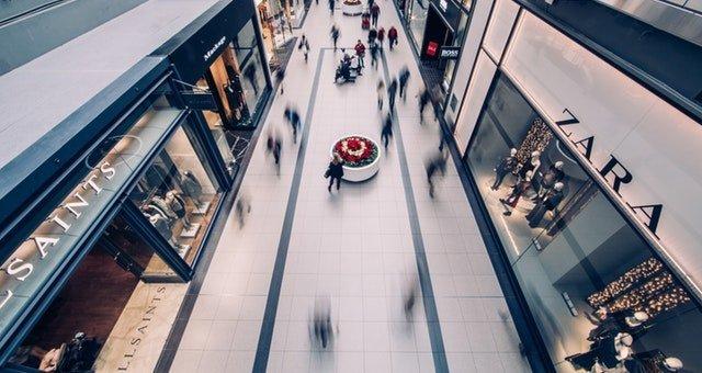 attirer la clientèle dans un magasin