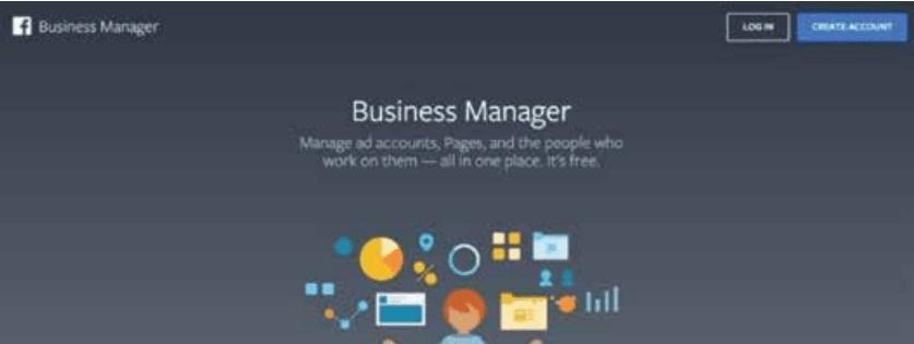 business manager publicité restaurant