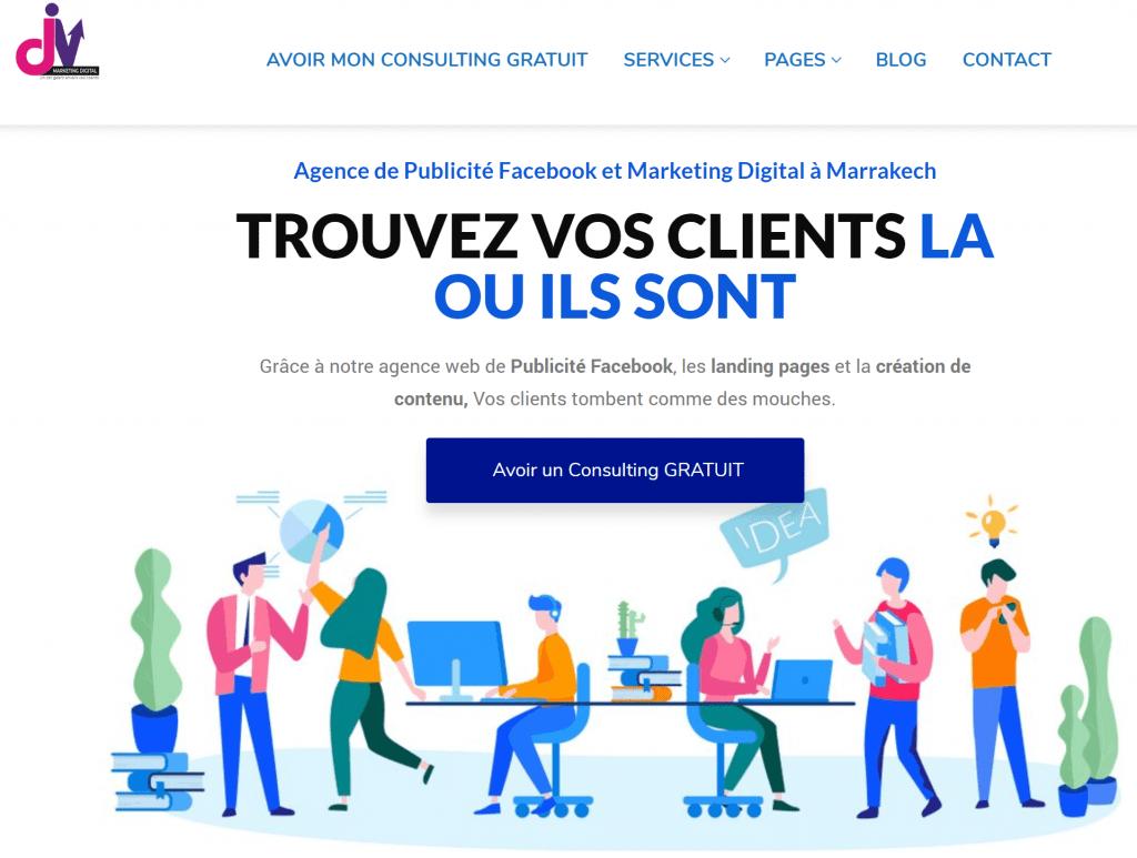TOP Agence génération de leads