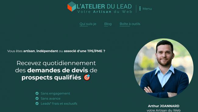 Agence génération de leads4